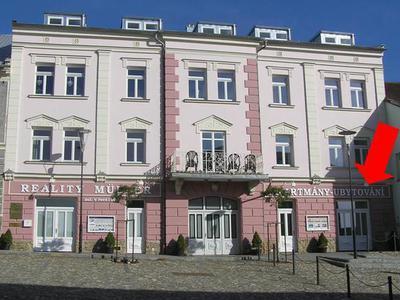Apartmány na Šumavě pod hradem Kašperk