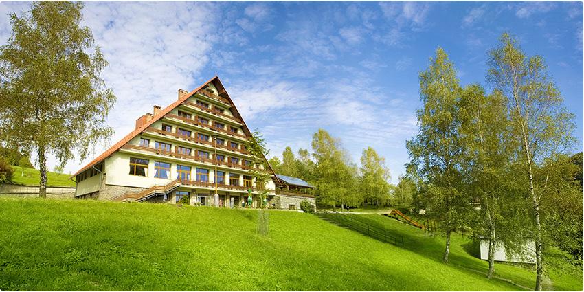 Hotel Rusava foto 1