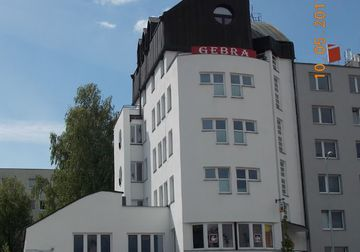 Ubytovna Gebra