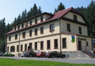 Hotel Salajka - Horní Lomná