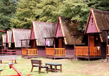 Chatová osada Slunečnice