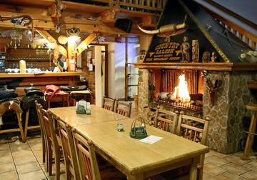 COUNTRY SALOON Beňovy STEAK - RESTAURANT - PENZION