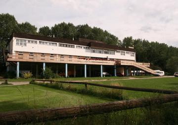 Boathouse hostel
