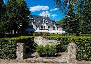 Lesní hotel Peršlák Nový Vojířov