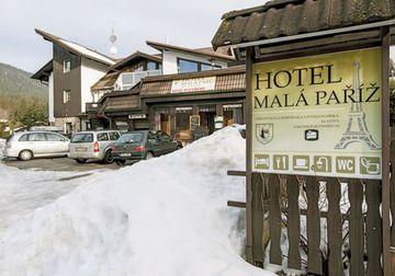 Hotel MALÁ PAŘÍŽ