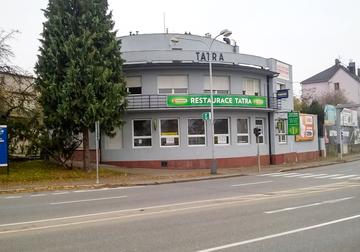 Penzion Tatranská