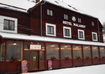 RELAX RESORT Nové Hamry s.r.o. - Hotel MALAMUT
