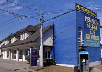Penzion Belbar
