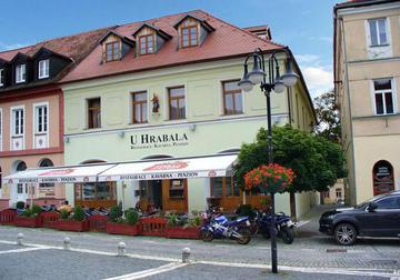 Restaurace a penzion U Hrabala