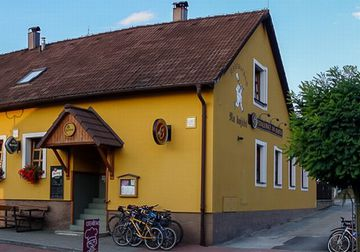 Penzion a restaurace Na Bojišti