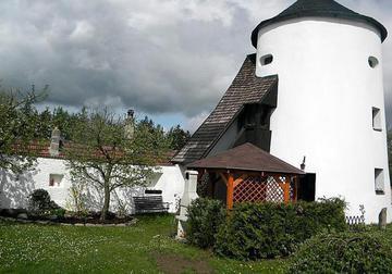 Hradební věž Žumberk