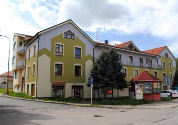 Rodinné apartmány U Světa