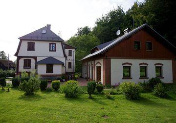 Apartmány Chřibská