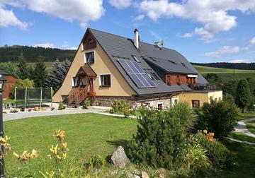 Ubytování V Zátiší na Dolní Moravě, pod Králickým Sněžníkem