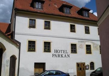 Hotel Parkán