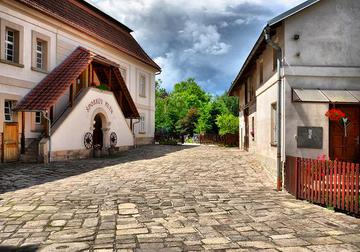 Penzion Šporkův Mlýn