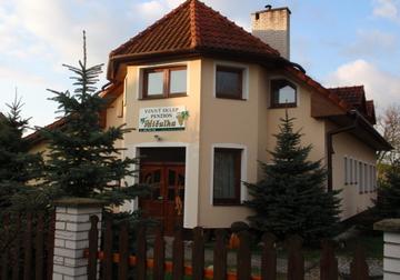Penzion Vinný sklep Mičulka
