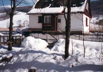 Chata ve Vernířovicích