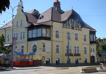 Švejk Restaurant a pension