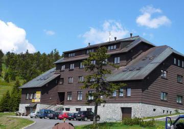 Apartmány ČERVENOHORSKÉ SEDLO - ubytování Jeseníky