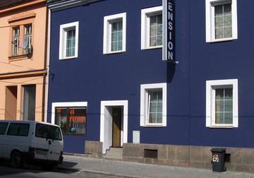 AK penzion Plzeň