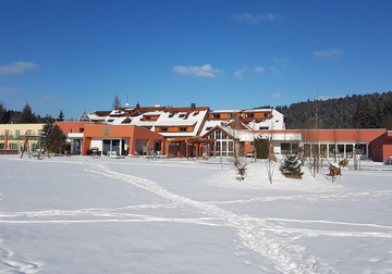 Sporthotel Zátoň