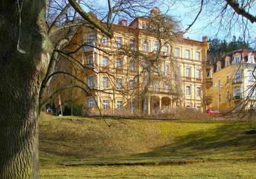 Apartmán Drevokocur Lázeňský Mariánské Lázně