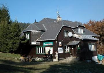 Kamenitý, s.r.o. - Horská chata Ostrý