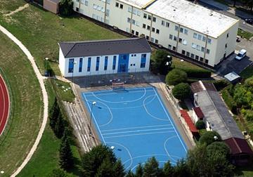 Sportovní zařízení města Jičín