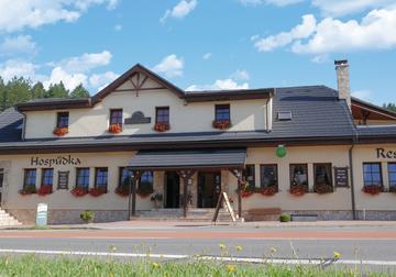 Restaurace & penzion Staré Časy