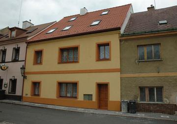 Apartmány Klášterec