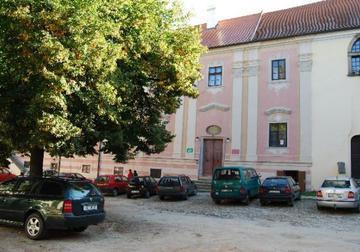 Levné ubytování v Třeboni SSRV