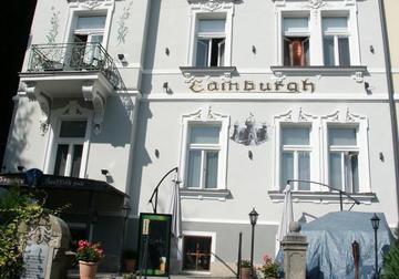 Pension Edimburgh