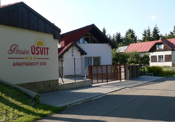 Pension Úsvit