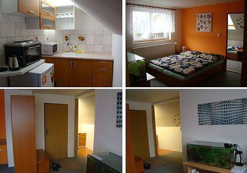 Apartmány u Alči