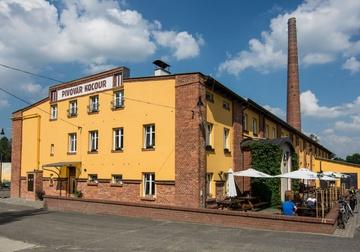 Ubytování Pivovar Kocour