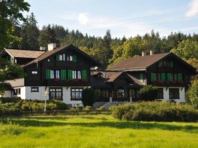 Lovecký zámeček Kladská - Hotel Garni