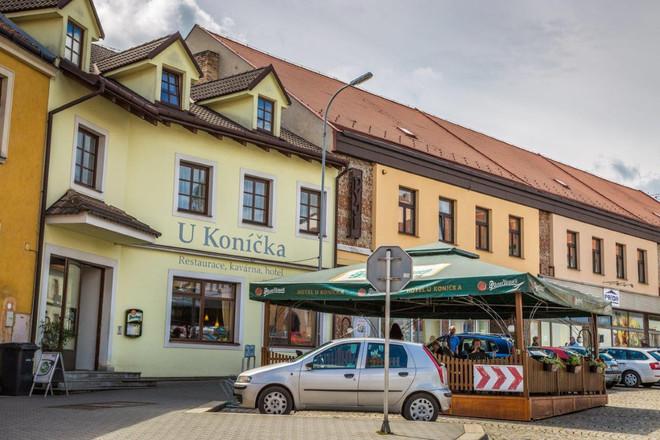 Hotel U Koníčka foto 1