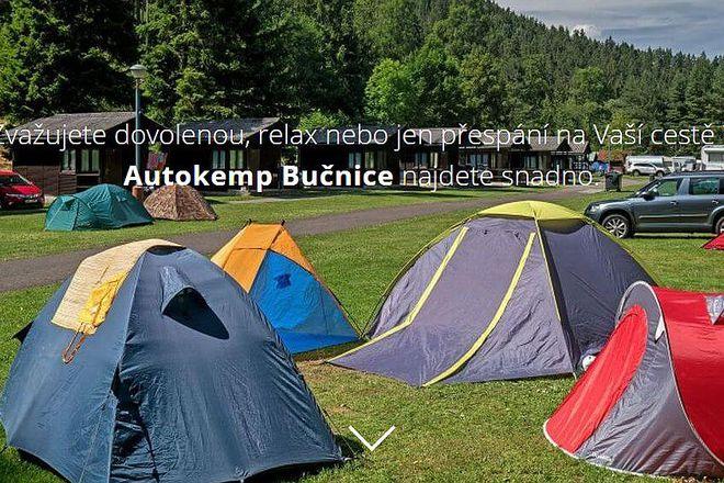 Turistický Autokemp Bučnice foto 1