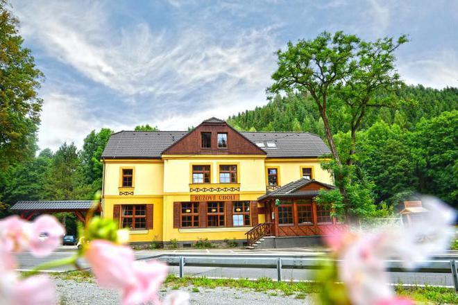 Hotel Růžové údolí foto 1