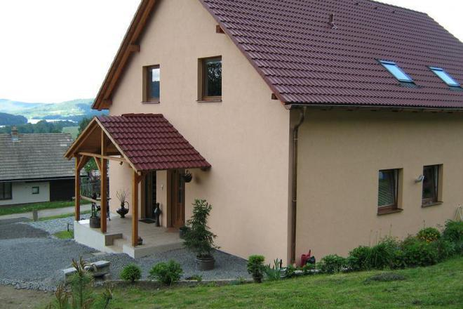Apartmány u Stoiberů Lipno foto 1