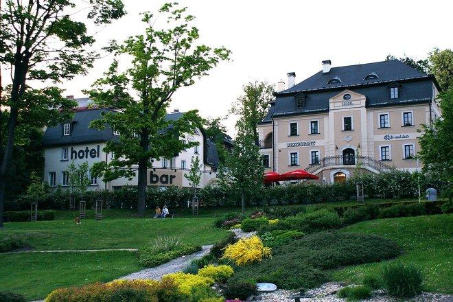 Hotel Rehavital foto 1