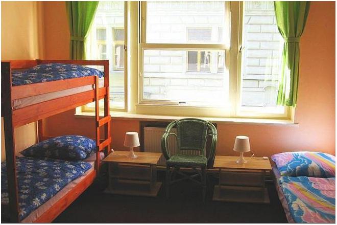 Old Prague Hostel foto 1