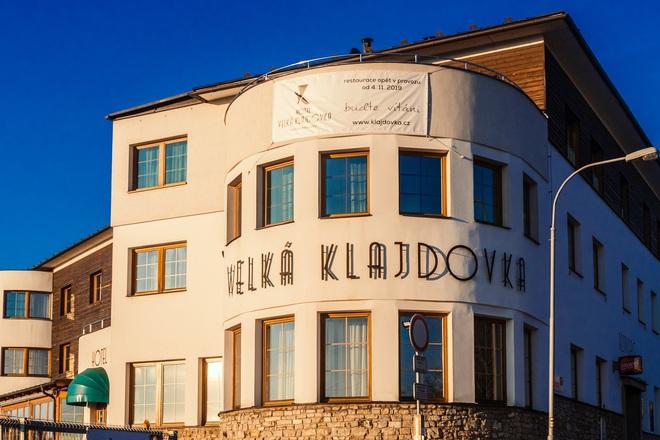 Hotel Velká Klajdovka foto 1