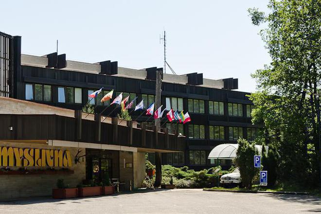 Hotel Myslivna Brno foto 1