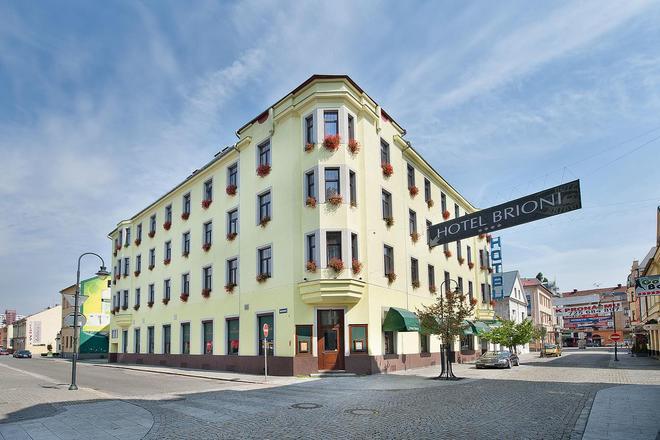 Hotel Brioni foto 1