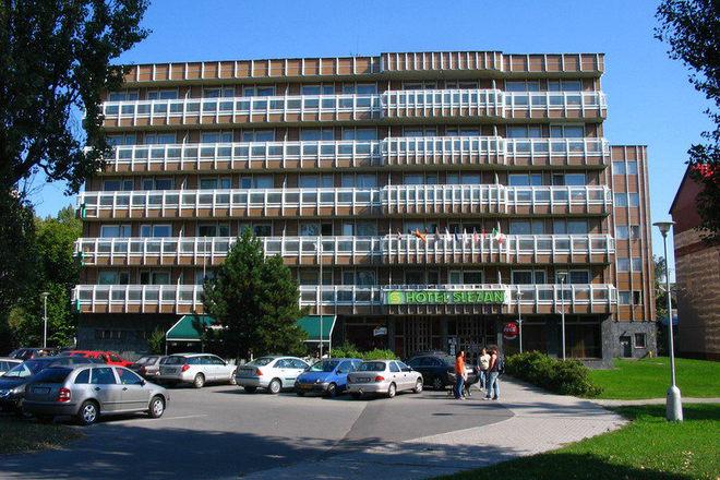 Hotel Slezan foto 1