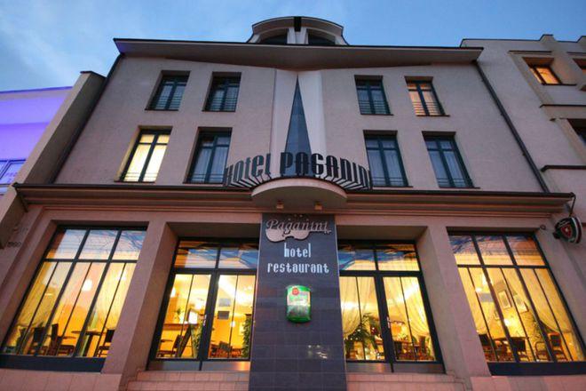 Hotel Paganini foto 1