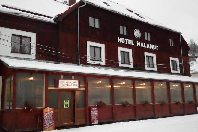 RELAX RESORT Nové Hamry s.r.o. - Hotel MALAMUT foto 1