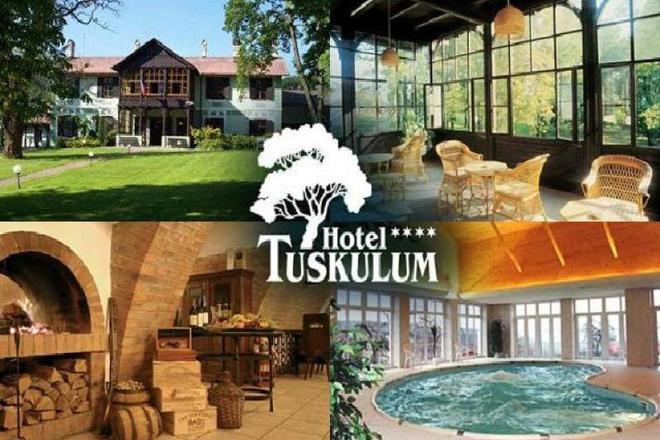 Hotel Tuskulum foto 1